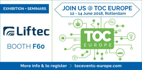 NT Liftec: Visit us during TOC Europe!