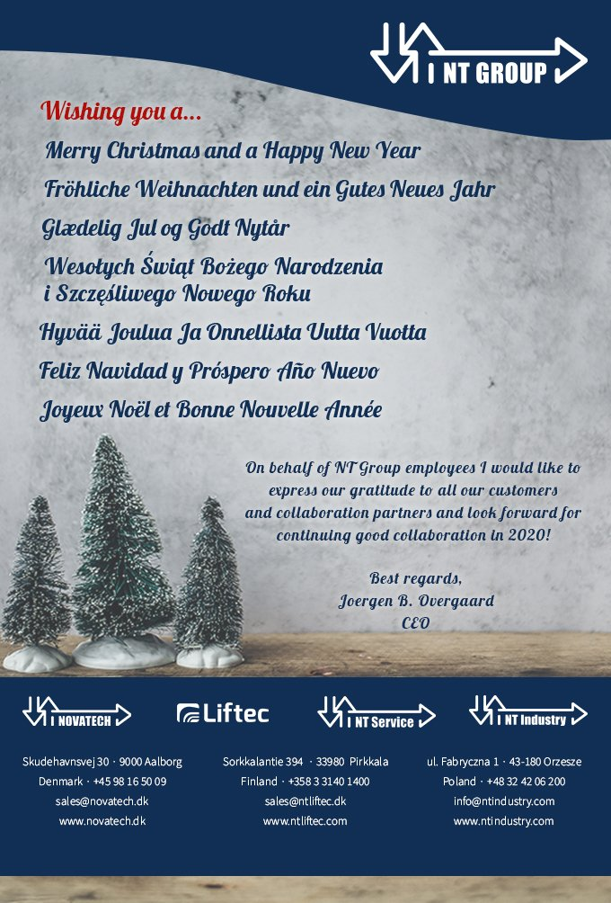 NT Group - Merry Christmas